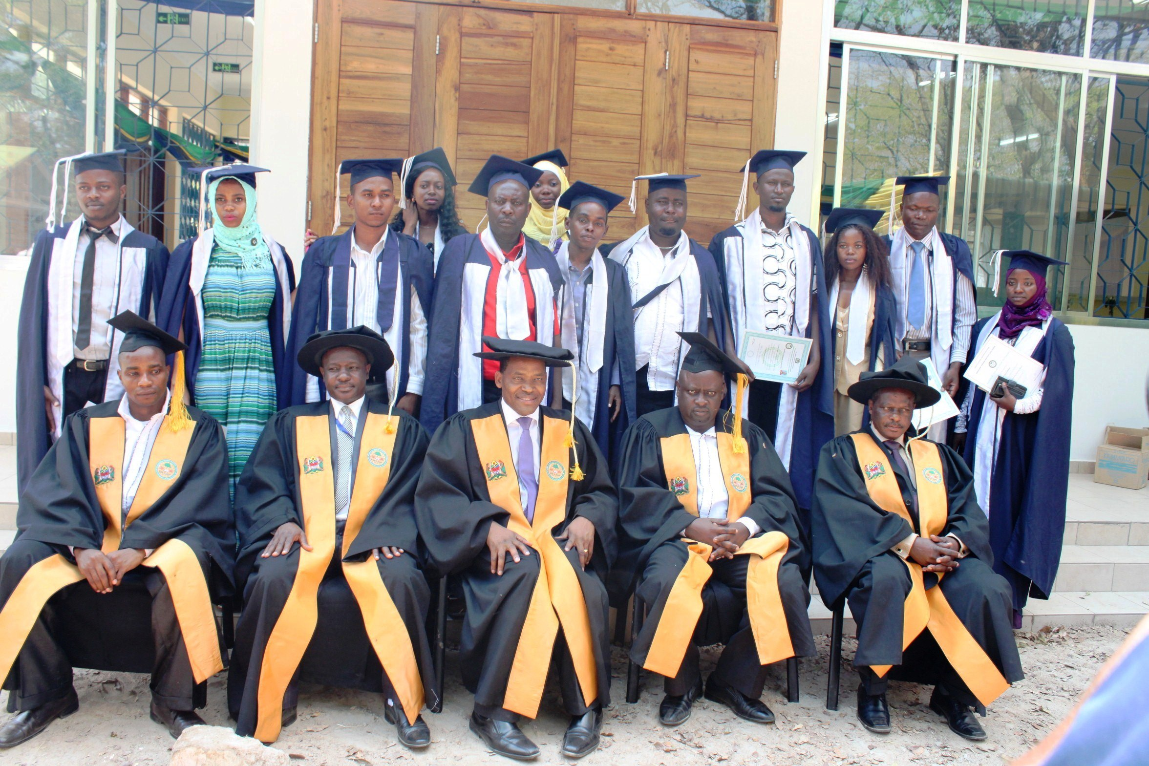 BTI 3RD GRADUATION CEREMONY HELD ON 29 AUGUST 2014